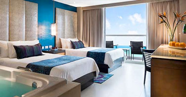 Deluxe Platinum - Hard Rock Hotel Cancun - All Inclusive - Cancun, Mexico